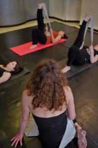 Sandra, professeur de Pilates