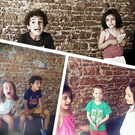 Cours d'improvisation théâtrale pour enfants